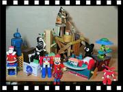 Automata & Paper Toys