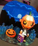 Halloween Diorama