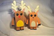 Rudolph and Blitzen