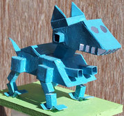 robotdog painted.
