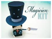 magicien kit