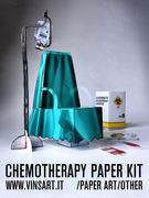 Chemotherapy paper-kit