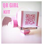 qr girl kit