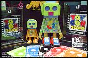 My Urban paper toy designs