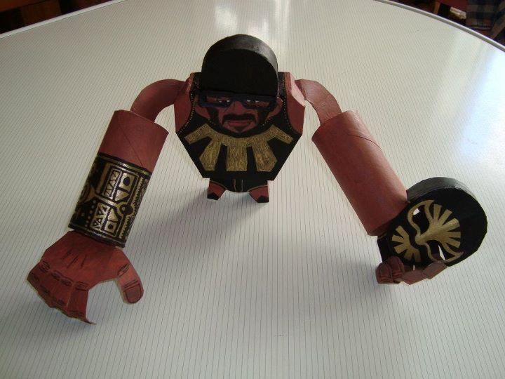 JUAN the Mexican Wrestler