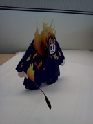 Fire Killed The Toy