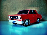 Plymouth Valiant By Impossible Model Factory