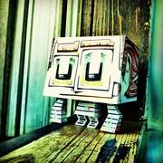 Posca papertoy entry by Merrci