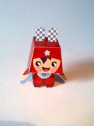 Pepetz Red Riding Hood by Rosemary Guerin