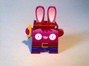 Captain Bunny - Dolly Oblong x Sal Azad