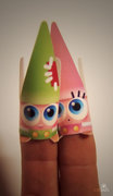 viruus_gnome_paper_toy_cute_puppets_ring_fingers