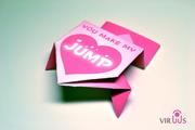 you make my heart jump white