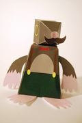 Movember Mole