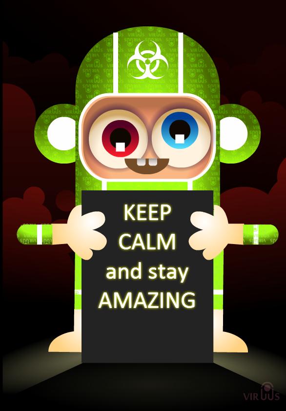 Viruus_paper_meme_keep_calm_and_stay_amazing