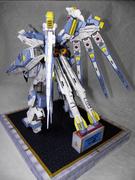 RX93 V2 Hi-V Gundam (Rear 2)