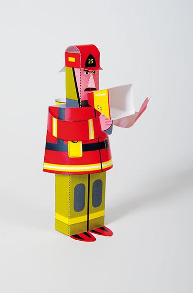 Chef-pompier