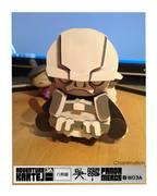 Paper Panda Merc - F Legion!