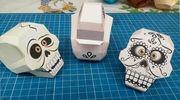 claveras de papel para dia de muertos