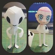 We're The Aliens