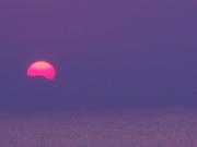 Sun Set over Sado 005