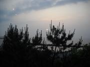 Sunset Full Moon 005