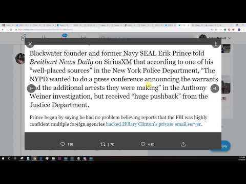 Manning: DOJ Investigated Abedin in October of 2016