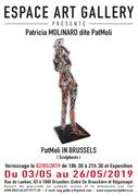 Affiche Patricia MOLINARO