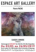 Affiche Pierre PACHE