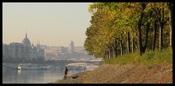 Hungary_Budapest_Island_Walkway