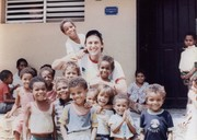 John in Dominican Republic Orphanage