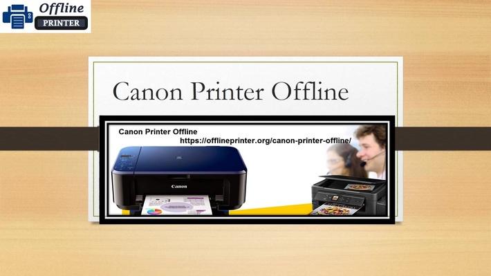 Canon Printer Offline Get Instant Solution
