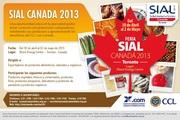 FERIA SIAL CANADA 2013