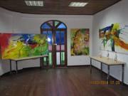 Casa de la cultura de Belalcázar.