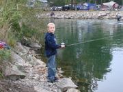 Fishin the Manistee