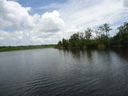 A great view looking to the North on Goose Creek Reservoir