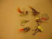 flies bluegill