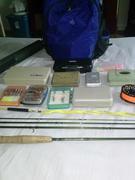 My Fly fishing Gear
