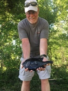 Marty and Bluegill
