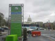 Natural Gas Vehicles Take the Hill (Washington DC)