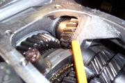 Super T-10 reverse gear