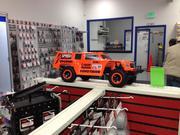 2013 Robby Gordon Dakar Hummer RC