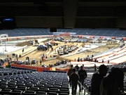 round 4 of the SPEED Energy Stadium Super Trucks in San Diego