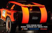 2014 Dakar Rally Prep
