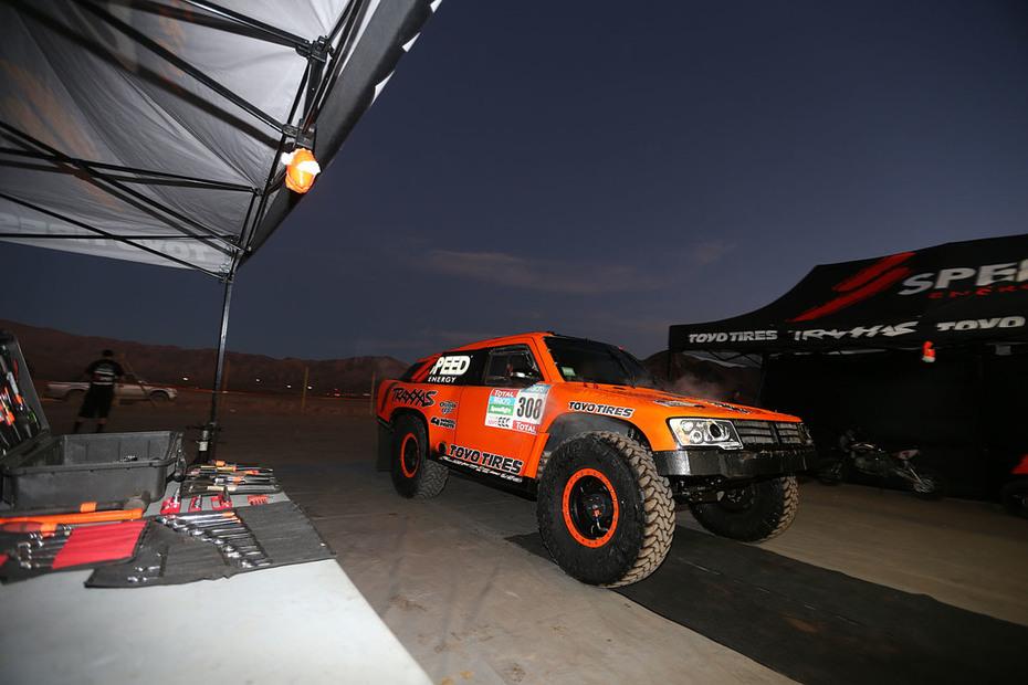 2015 Dakar Stage 4 Bivouac