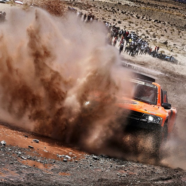 2015 Dakar Rally Stage 10