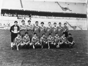 AT. CHANA  CAMPEÓN PROVINCIAL JUVENIL T.1989 / 90