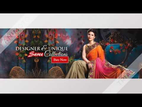 Designer And Unique Sarees Collection
