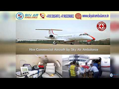 Select Private Air Ambulance Service in Bangalore with MD Doctor
