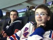 Madison Square Garden - Family skate RBC event