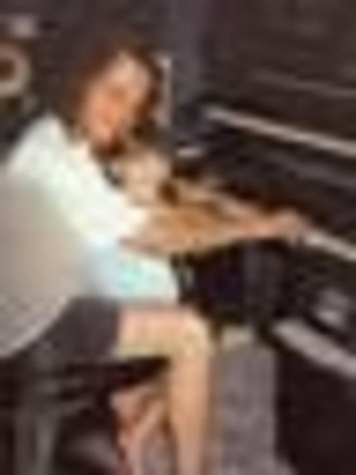 santo napoli - Cousin and his daughter